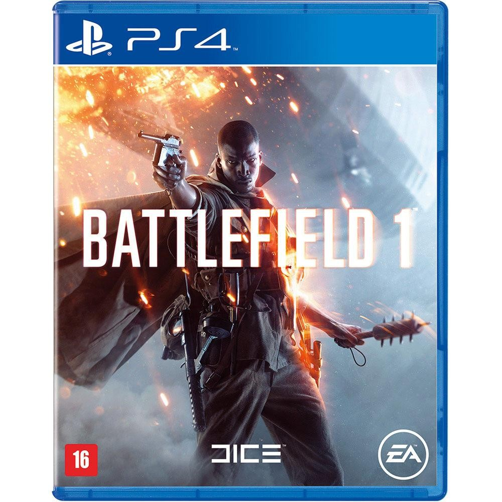 Game - PS4 - Battlefield 1