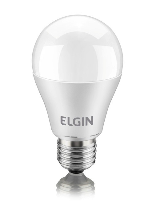 LED Bulbo A60 10W - Bivolt - Elgin