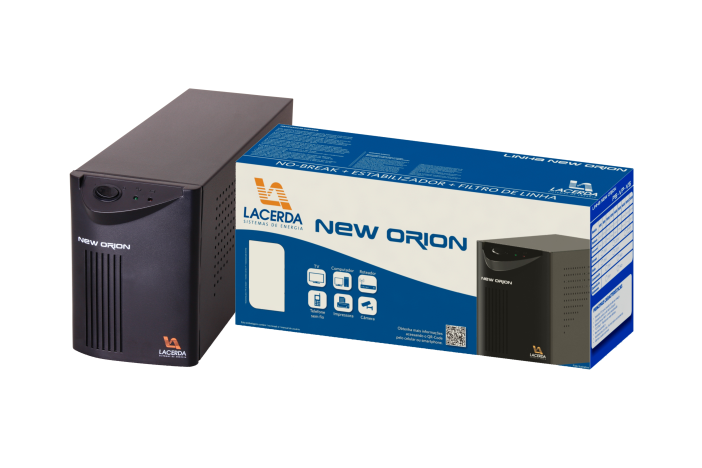 NEW ORION 600 A 2000VA (  Exclusivo para  Portões Automaticos ) 110 volts ou 220 volts