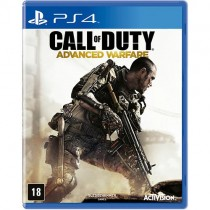 Game - Call Of Duty Advanced Warfare - PS4