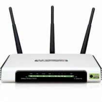 Roteador Wireless N 300mbps Tl-wr941nd - Tp-link - Intelbras
