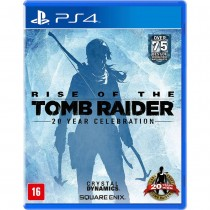 Game Rise Of The Tomb Raider - PS4