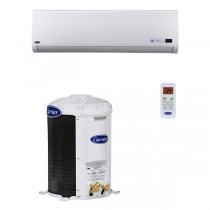 Ar Condicionado Split Carrier Hiwall 9.000Btus Quente e Frio - 220 Volts ( Vertical)