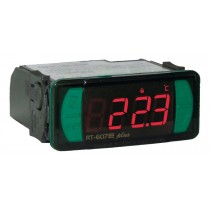 Termostato Digital com Agenda de Eventos - RT 607 E Plus - Full Gauge