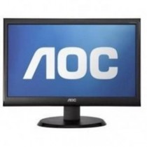 "Monitor AOC LED LCD 18.5"" Wide"